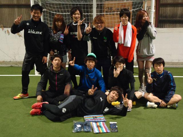 優勝FC-AMISOL