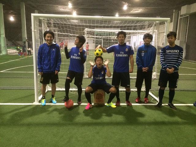松蔭FC 優勝