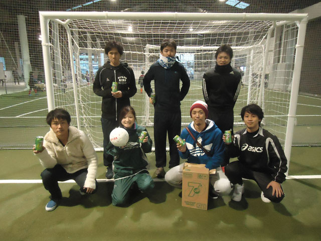 優勝FC銀河