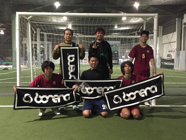 優勝-NAKAMOKU