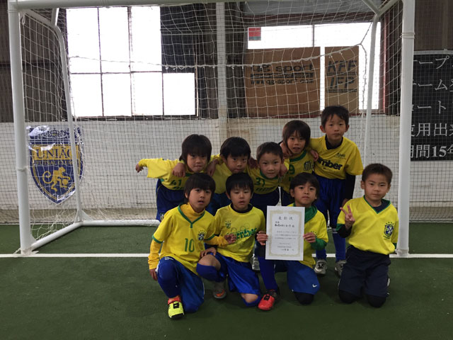 優勝BOBO-FC-U-7