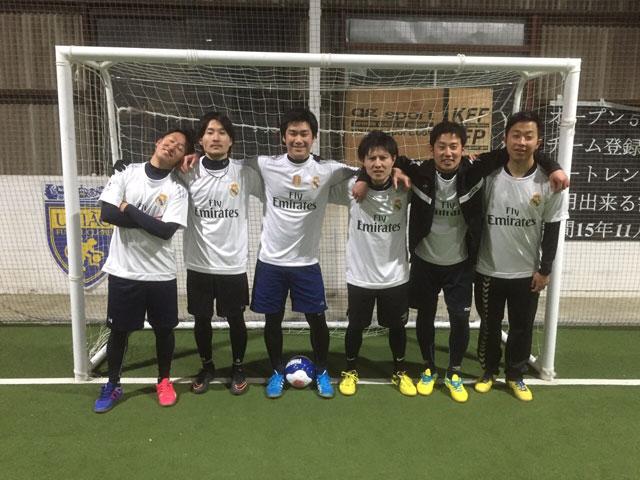 優勝_松蔭FC