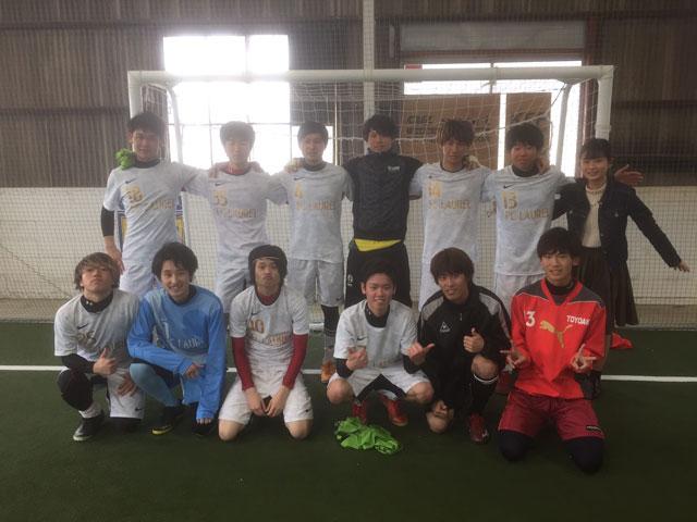 FC-LAUREL-優勝