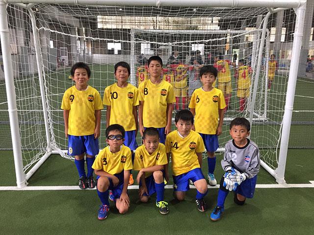金山フットボールクラブU-12